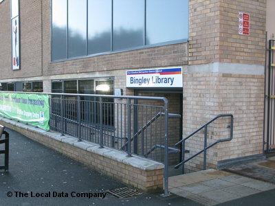 bingley library