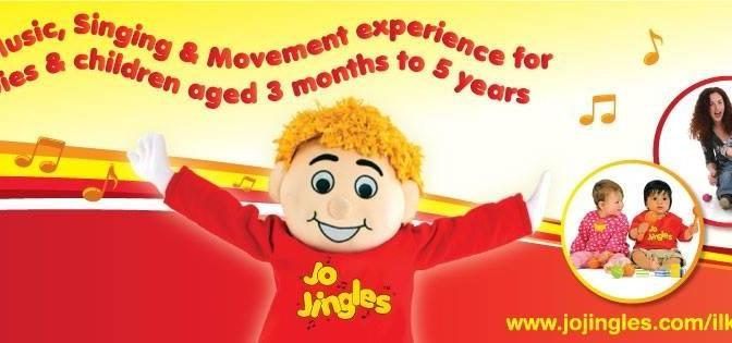 Jo Jingles in Bingley!
