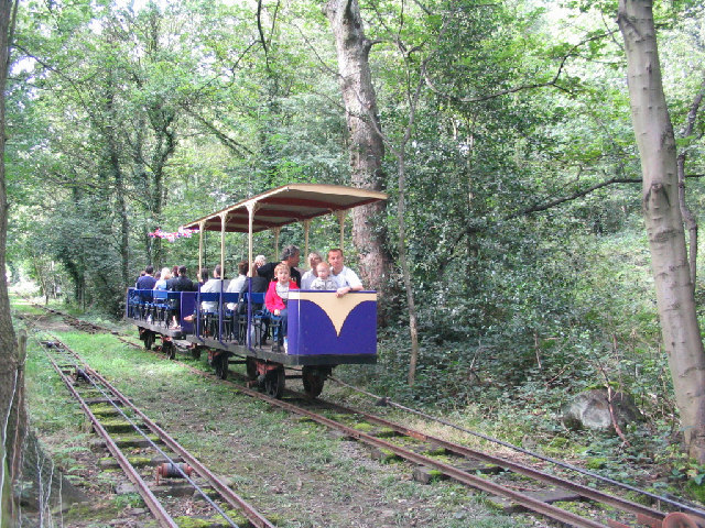 Days out near Bingley – Shipley Glen Tramway
