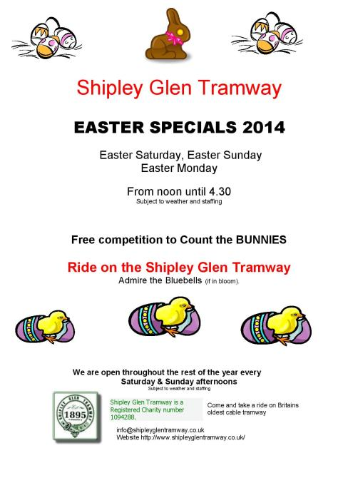 shipley tramway events