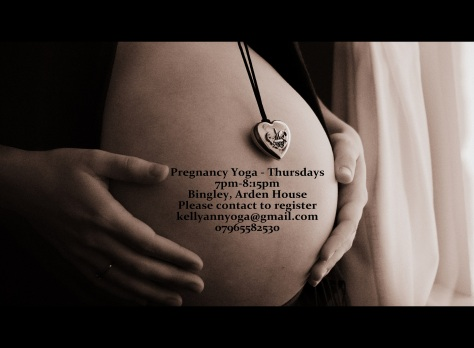 Pregnancy Yoga Bingley