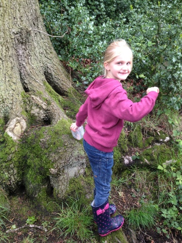 Geocaching at St Ives