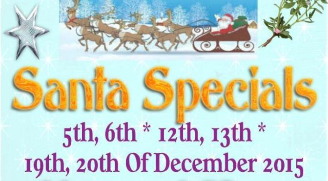 Christmas Events Near Bingley