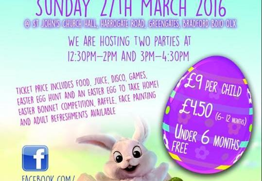 Easter Activities Near Bingey