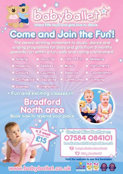 babyballet®  in Bingley