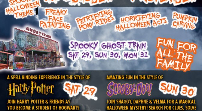 Spooktacular Halloween Happenings Near Bingley