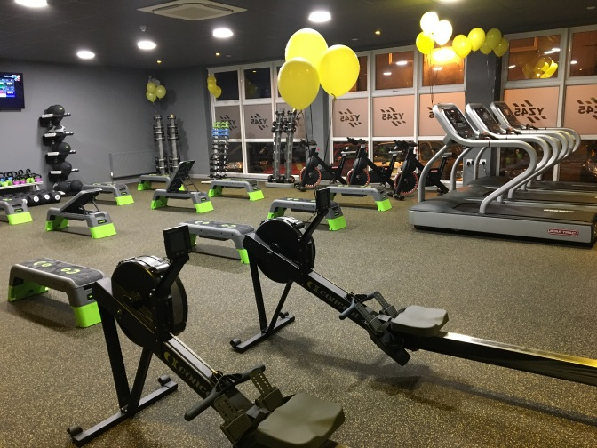 Fitness For All AsNew Bingley Gym Launches