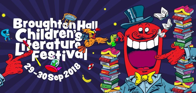 Broughton Hall Children's Literature Festival